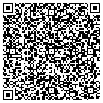 QR-код с контактной информацией организации CORAL CLUB