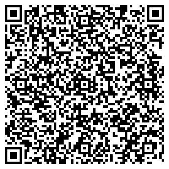QR-код с контактной информацией организации ЛЕНЗ ПЛЮС САЛОН