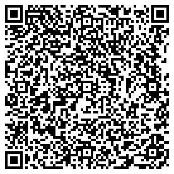 QR-код с контактной информацией организации ЗЕЛЕНОЕ ЯБЛОКО