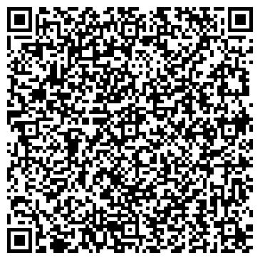 QR-код с контактной информацией организации ИМПЕРИЯ МЕХА САЛОН