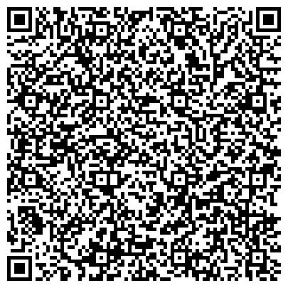 QR-код с контактной информацией организации ПАО Дополнительный офис «Басманный» Банка ВТБ
