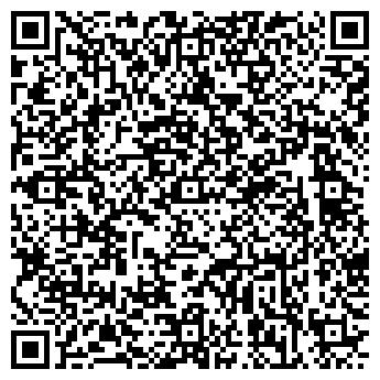 QR-код с контактной информацией организации ПЯТОЕ КОЛЕСО, ООО