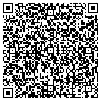 QR-код с контактной информацией организации ТКАНИ ИП САМСОНОВА