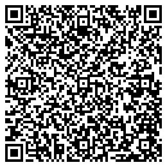 QR-код с контактной информацией организации ТКАНИ XS