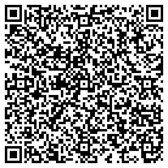 QR-код с контактной информацией организации ХОЗЯЮШКА ИП МЯСНИКОВ