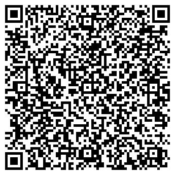 QR-код с контактной информацией организации TENNIS EQUIPMENT