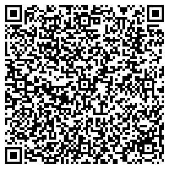 QR-код с контактной информацией организации МЕГАПОЛИС ТК, ООО