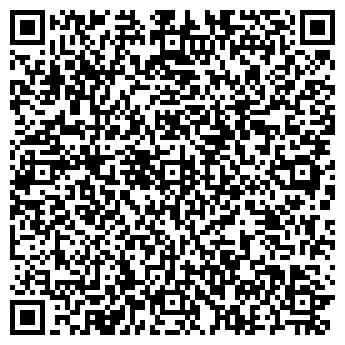 QR-код с контактной информацией организации РАДИУС 1, ООО