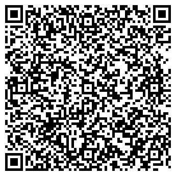 QR-код с контактной информацией организации КРАСНАЯ ОРХИДЕЯ