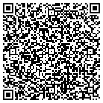 QR-код с контактной информацией организации LA FIT ГАЛЕРЕЯ ЦВЕТОВ