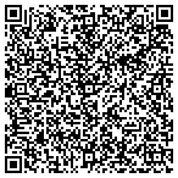 QR-код с контактной информацией организации ЦЕНТРАЛЬНЫЙ ГАСТРОНОМ, ЗАО