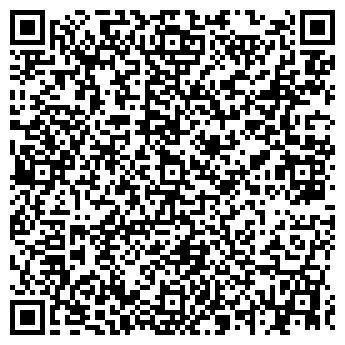 QR-код с контактной информацией организации БАХТИГАРЕЕВА, ИП