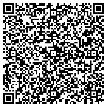 QR-код с контактной информацией организации БРОННИКОВ, ИП