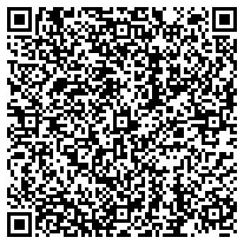 QR-код с контактной информацией организации ПРИВЕТ ООО ГЛОБАЛ-ТРЕЙД