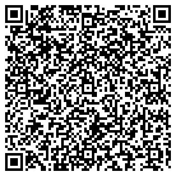 QR-код с контактной информацией организации ПРОДУКТЫ МЯСО-РЫБА