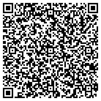 QR-код с контактной информацией организации ЧАС ПИК ООО МЕРИДИАН