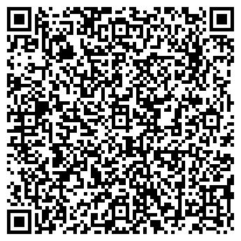 QR-код с контактной информацией организации ЯЩЕРКА ЗАО ПАССИМ