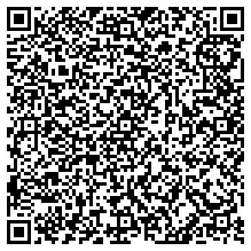 QR-код с контактной информацией организации ДВЕРИ ОКНА САЛОН БРАГИНА, ИП