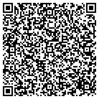 QR-код с контактной информацией организации ДОМ ДВЕРЕЙ