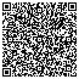 QR-код с контактной информацией организации ИНДО, ООО