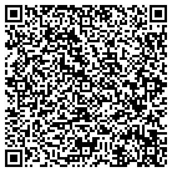 QR-код с контактной информацией организации КВАДРО-Е САЛОН-МАГАЗИН