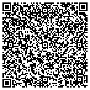 QR-код с контактной информацией организации УРАЛЬСКАЯ ДВЕРНАЯ КОМПАНИЯ САЛОН