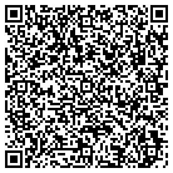 QR-код с контактной информацией организации ЮККА САЛОН ДВЕРЕЙ