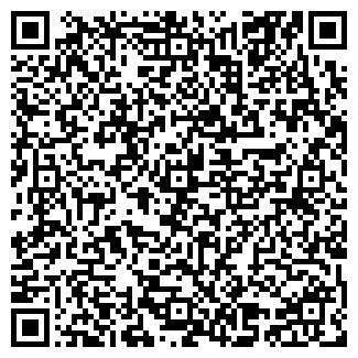 QR-код с контактной информацией организации АВТОБАЗА ЧУП