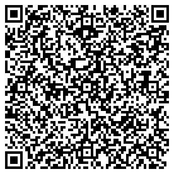 QR-код с контактной информацией организации ЧУДО-РЕБЁНОК