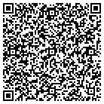QR-код с контактной информацией организации КАРЕ КЛУБ