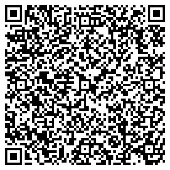 QR-код с контактной информацией организации РАДУГА ДЕТСКИЙ ЦЕНТР