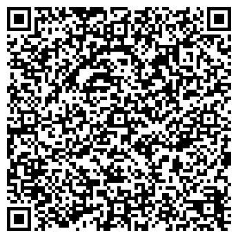 QR-код с контактной информацией организации РАДУГА ДОД СТК