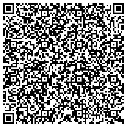 QR-код с контактной информацией организации ОДАРЕННОСТЬ И ТЕХНОЛОГИЯ ЦЕНТР РАЗВИТИЯ ТВОРЧЕСТВА ДЕТЕЙ И ЮНОШЕСТВА