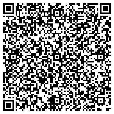 QR-код с контактной информацией организации КЛУБ  КАСКАД