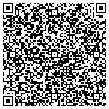 QR-код с контактной информацией организации ВИЗ-СИНАРА МИНИ-ФУТБОЛЬНЫЙ КЛУБ
