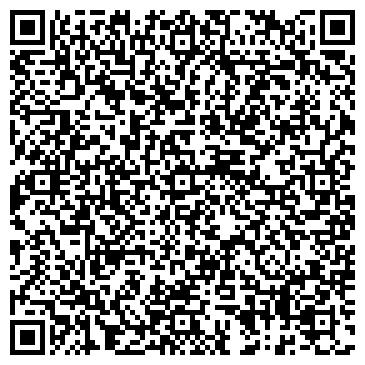 QR-код с контактной информацией организации ЕВРАЗ БАСКЕТБОЛЬНЫЙ КЛУБ