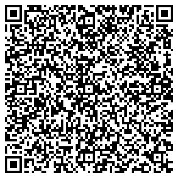 QR-код с контактной информацией организации ИНДУСТРИЯ СПОРТА