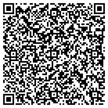 QR-код с контактной информацией организации ТВИЗЛ НОВИС