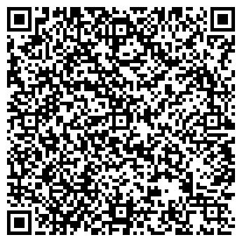 QR-код с контактной информацией организации АЭРОБИКИ СТУДИЯ