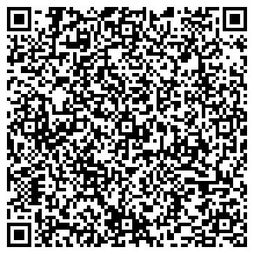 QR-код с контактной информацией организации ДИНАМО ЛЫЖНАЯ БАЗА ПРИ УВД НА ТРАНСПОРТЕ