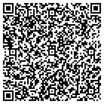 QR-код с контактной информацией организации ГРАДАРА ТРАТТОРИЯ