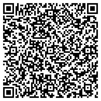 QR-код с контактной информацией организации КЛАУС БАР
