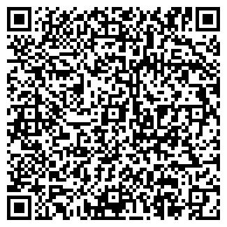 QR-код с контактной информацией организации БИРХАЛЛ
