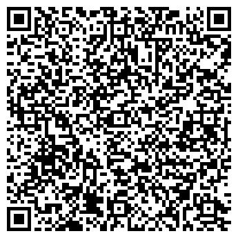 QR-код с контактной информацией организации ДЕБЮТ АКТЕРСКОЕ КАФЕ