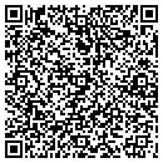 QR-код с контактной информацией организации КАИССА