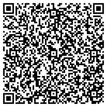 QR-код с контактной информацией организации ПЕТРУШКИН ДОМ БИСТРО