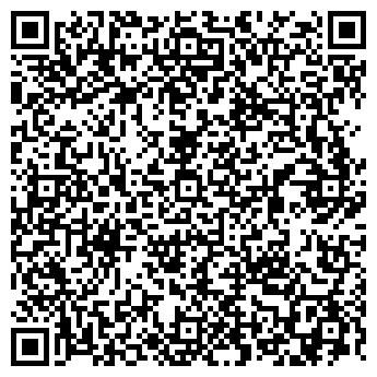 QR-код с контактной информацией организации РУССКИЕ ЦЫПЛЯТА