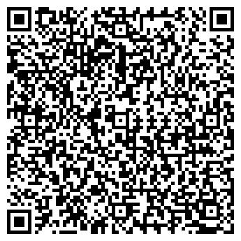 QR-код с контактной информацией организации DONER KEBAB