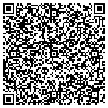 QR-код с контактной информацией организации СУШИ-НИНДЗЯ