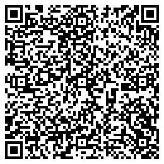 QR-код с контактной информацией организации PIZZA MIA